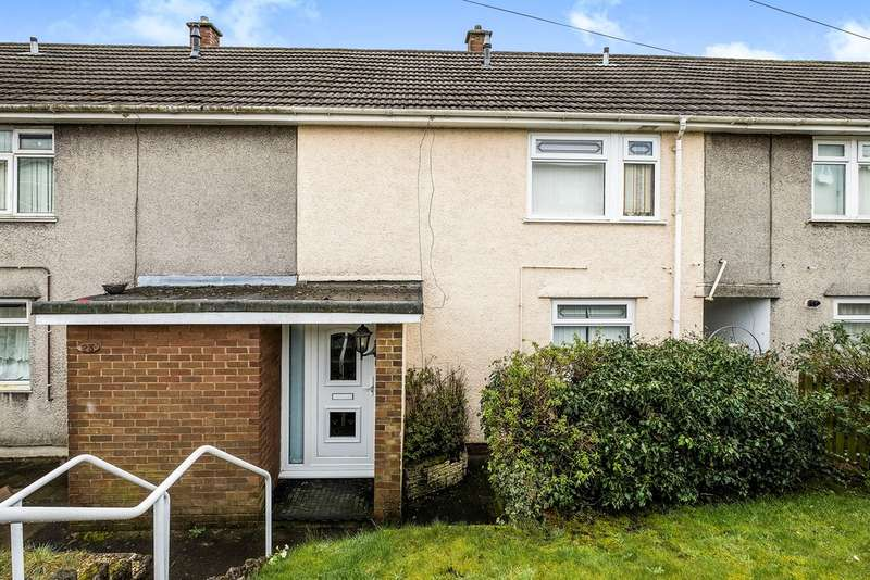 2 Bedrooms Terraced House for sale in Second Avenue, Clase, Swansea