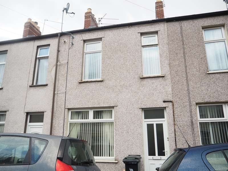 2 Bedrooms Terraced House for sale in Henson Street, Newport