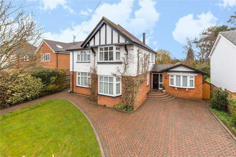 4 Bedrooms Detached House for sale in Browning Road, Harpenden, Hertfordshire