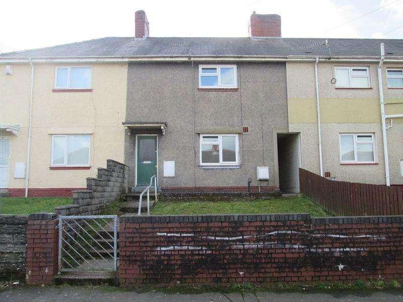3 Bedrooms Terraced House for sale in Emlyn Road, Mayhill, Swansea, City County of Swansea.