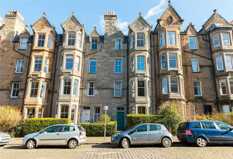 2 Bedrooms Flat for sale in Marchmont Street, Edinburgh