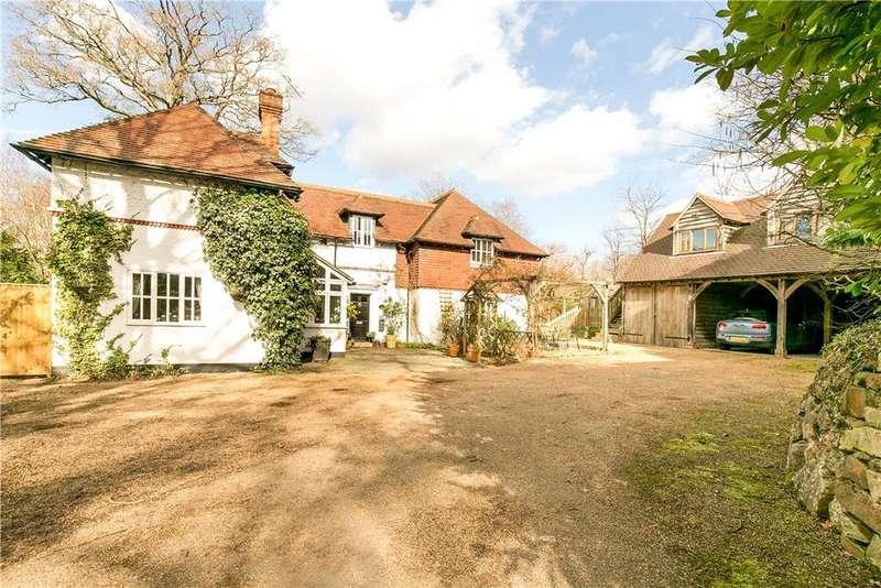 4 Bedrooms Detached House for sale in Culverden Down, Tunbridge Wells, Kent, TN4