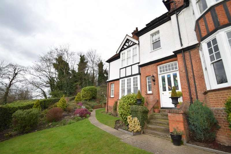 2 Bedrooms Ground Flat for sale in Quarry Gate, Guildford GU1 3XL