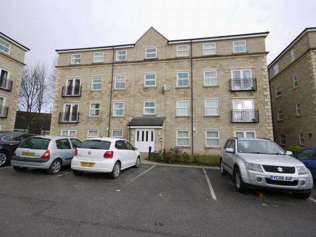 2 Bedrooms Apartment Flat for sale in Yarn Court Bailiff Bridge Brighouse