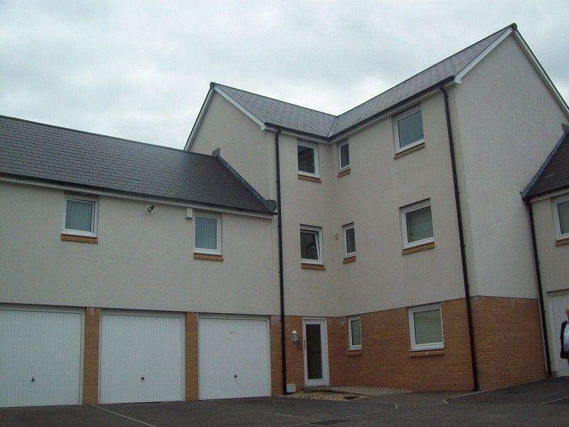2 Bedrooms Flat for sale in Phoebe Road, Copper Quarter, Swansea.