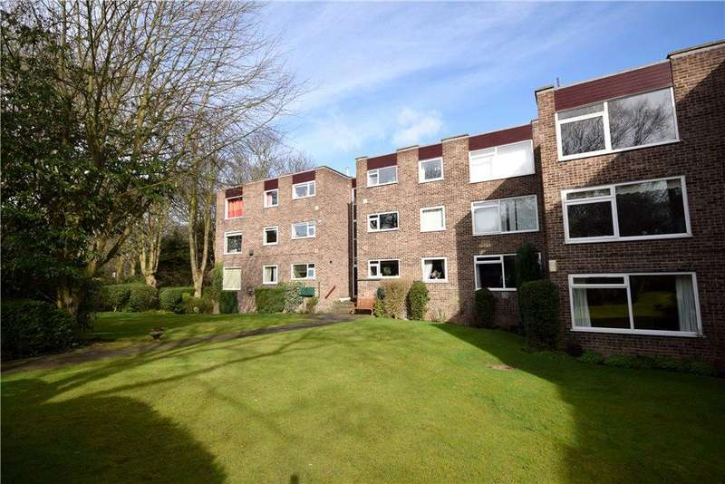 2 Bedrooms Apartment Flat for sale in Wedgewood Court, North Park Avenue, Roundhay, Leeds