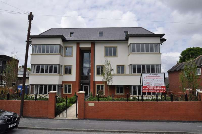 2 Bedrooms Apartment Flat for sale in Maple Road, Bramhall