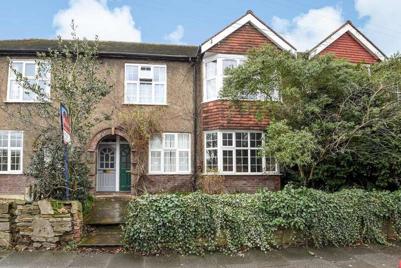 3 Bedrooms Maisonette Flat for sale in Cannon Hill Lane, Wimbledon, SW20