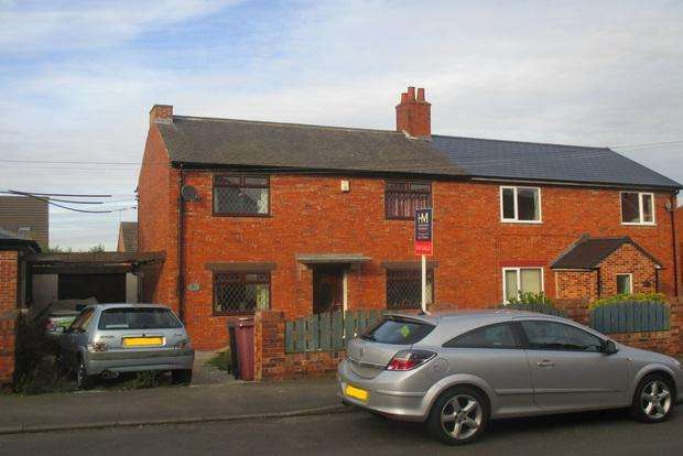 3 Bedrooms Semi Detached House for sale in John Street, Clay Cross, Chesterfield, S45
