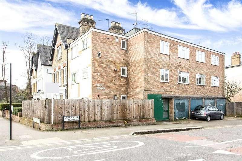 1 Bedroom Flat for sale in Paul Court, Upper Tollington Park, London, N4