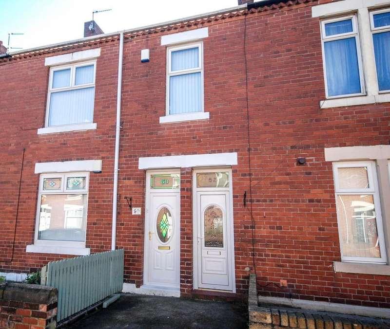 2 Bedrooms Flat for sale in Wellington Street, Hebburn