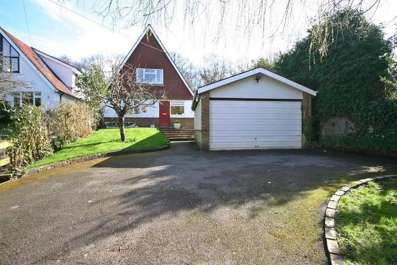 5 Bedrooms Detached House for sale in Hungerford Bottom, Bursledon, Southampton, SO31 8DE
