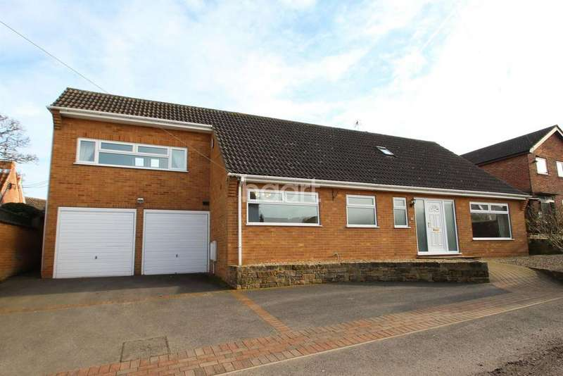 5 Bedrooms Detached House for sale in Mill Gate, East Bridgford, Nottinghamshire