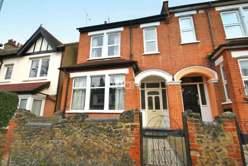 3 Bedrooms End Of Terrace House for sale in Westcliff-on-sea