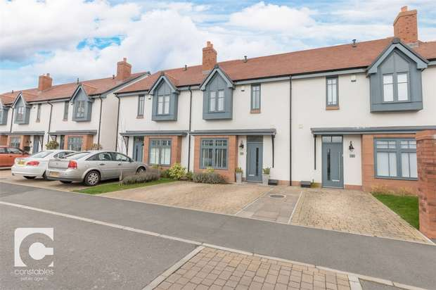3 Bedrooms Town House for sale in George Drive, Parkgate, Neston, Cheshire