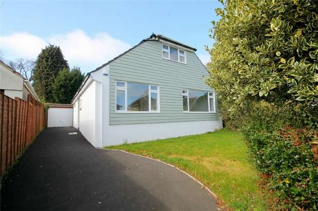 4 Bedrooms Detached Bungalow for sale in Lower Parkstone, Poole, Dorset