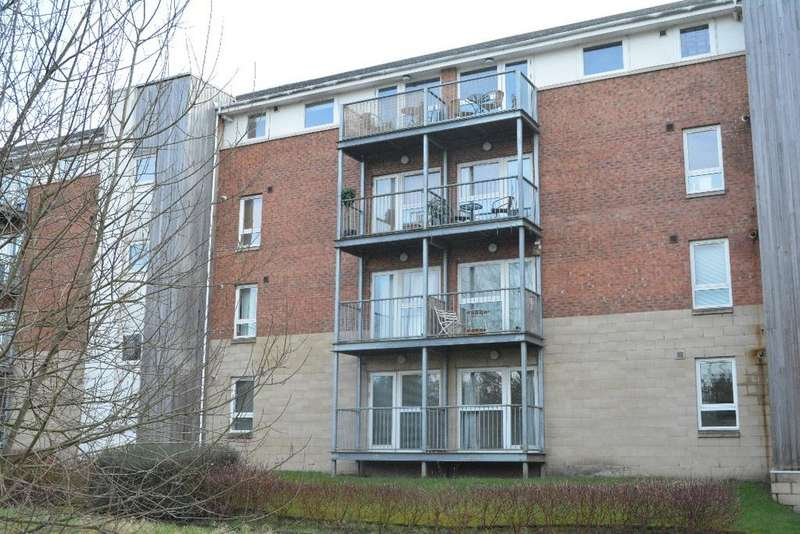 2 Bedrooms Flat for sale in 4 The Maltings, Falkirk, Falkirk, FK1 5BX