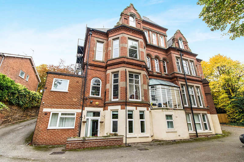 2 Bedrooms Flat for sale in Clumber Crescent South, Nottingham, NG7
