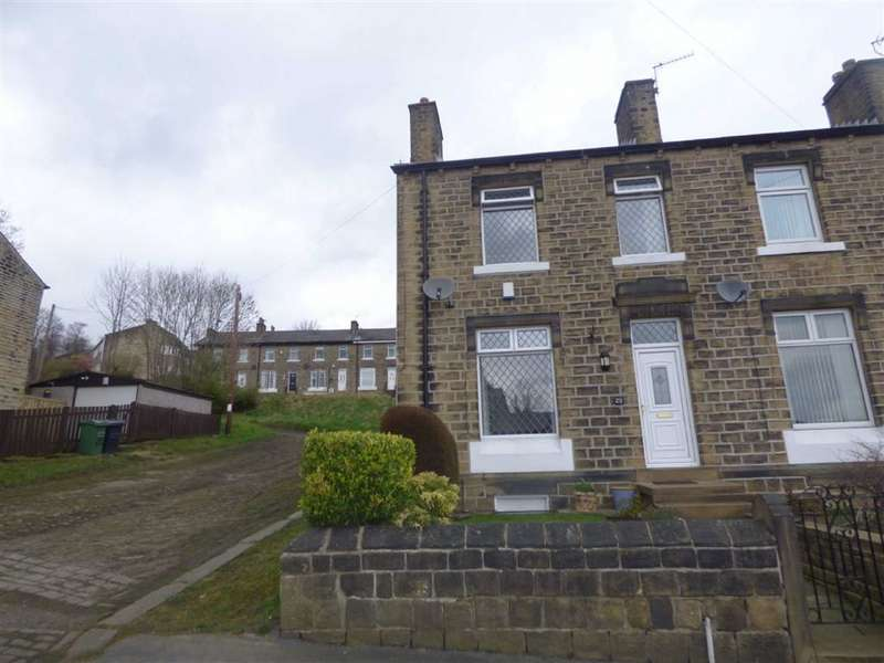 2 Bedrooms Property for sale in Longcroft Street, Golcar, HUDDERSFIELD, West Yorkshire, HD7