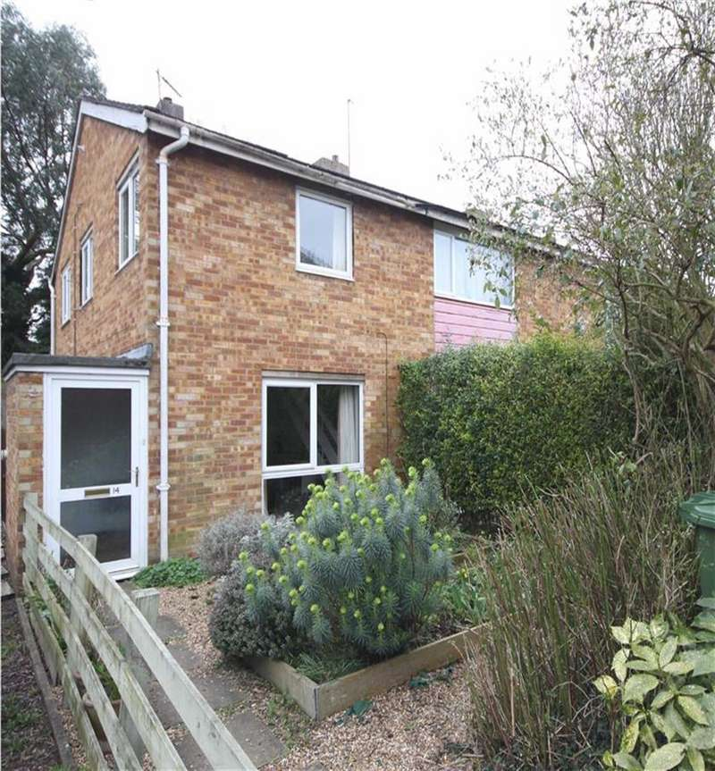 2 Bedrooms Property for sale in Quainton Close, Cambridge