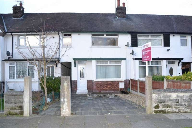 3 Bedrooms Property for sale in Woodhead Road, New Ferry, Wirral
