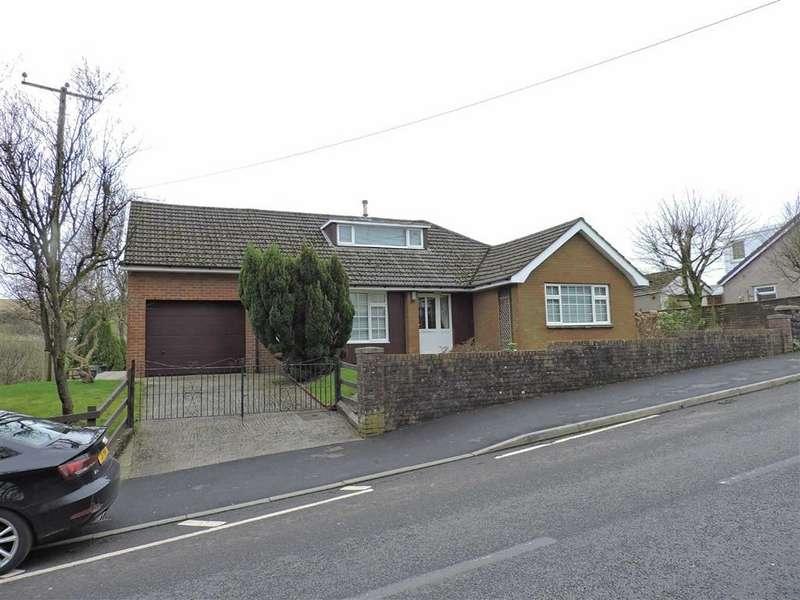 3 Bedrooms Property for sale in Cwmgarw Road, Upper Brynamman