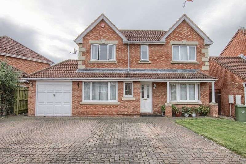 4 Bedrooms Detached House for sale in Brecon Crescent, Ingleby Barwick