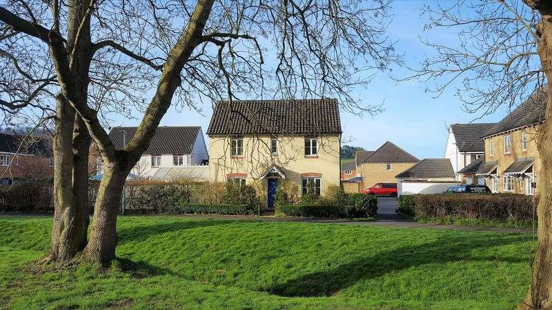 3 Bedrooms Detached House for sale in Bushs Orchard, Ilminster