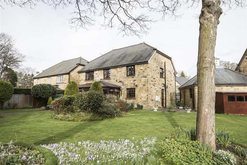 5 Bedrooms Detached House for sale in 17 Southgate Wood, Morpeth, Northumberland NE61