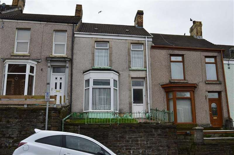 2 Bedrooms Terraced House for sale in Osterley Street, Swansea, SA1