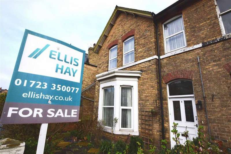 4 Bedrooms Semi Detached House for sale in Seamer Road, Scarborough, North Yorkshire