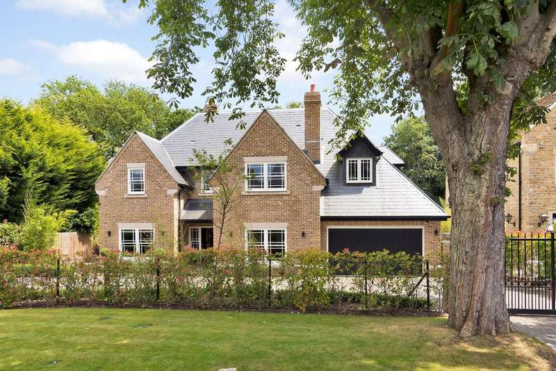5 Bedrooms Detached House for sale in Abbey House, 5 Abbey Road, Virginia Water, GU25 4RS