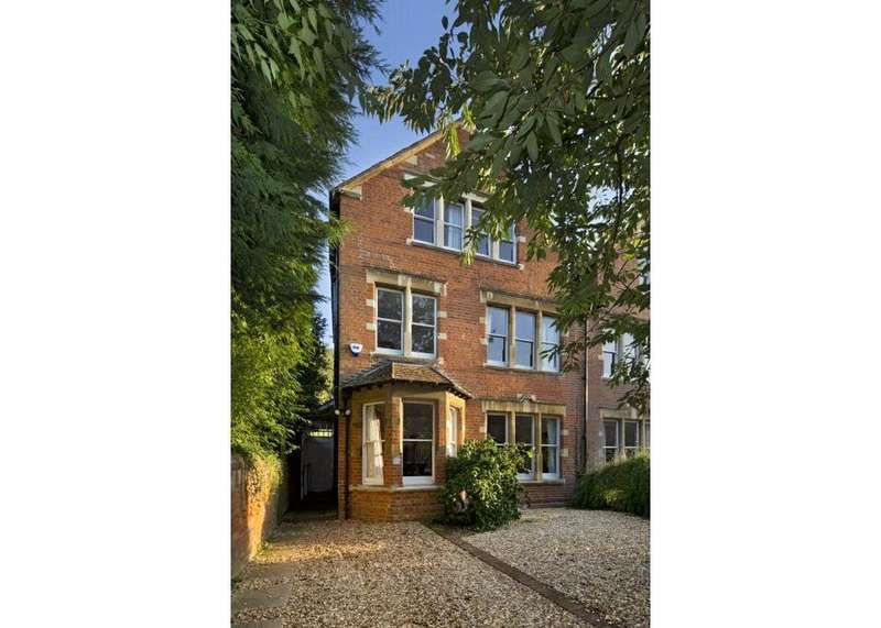 6 Bedrooms Semi Detached House for sale in Frenchay Road, Oxford, Oxfordshire, OX2