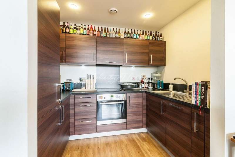 1 Bedroom Flat for sale in Oxley Square, E3