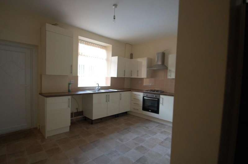 2 Bedrooms Terraced House for sale in Accrington Road, Intack, Blackburn
