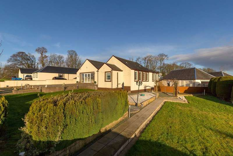 4 Bedrooms House for sale in 1 East Wardlaw Farm, By Kilmarnock, East Ayrshire, KA3