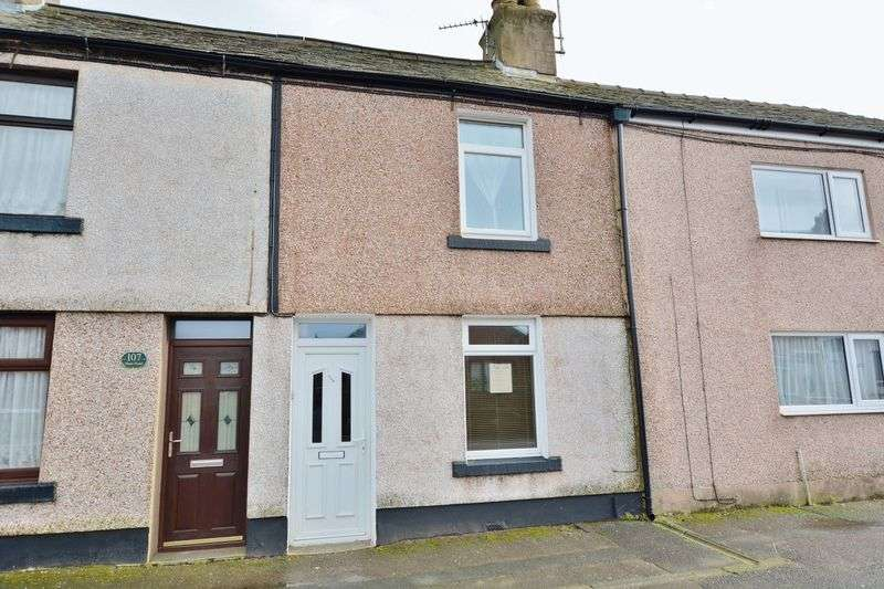 2 Bedrooms Terraced House for sale in Main Street, Workington