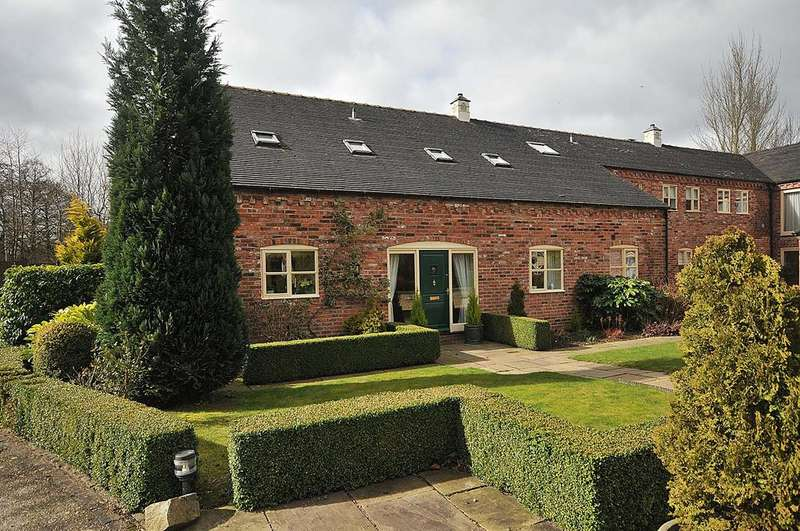 3 Bedrooms Mews House for sale in Brownlow, Congleton