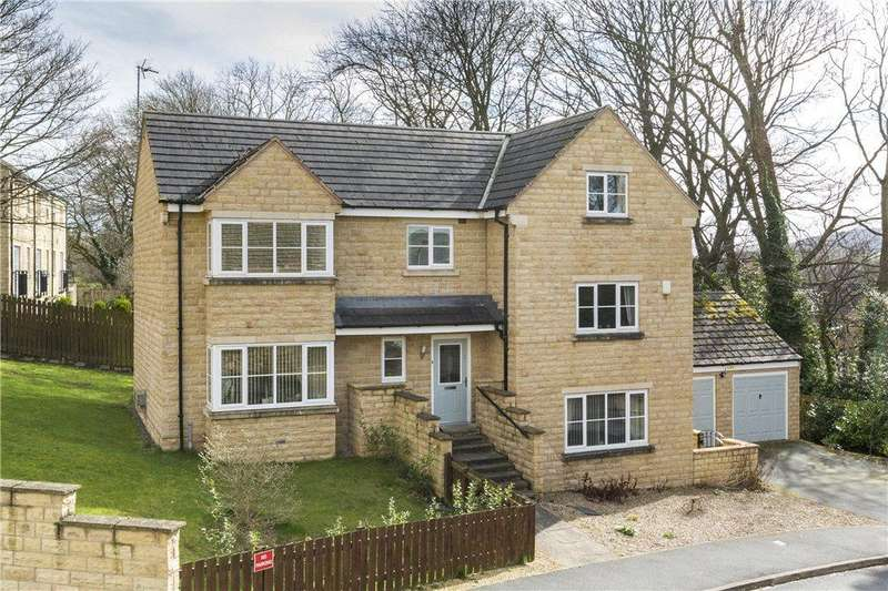 6 Bedrooms Detached House for sale in Mayhall Avenue, East Morton, West Yorkshire