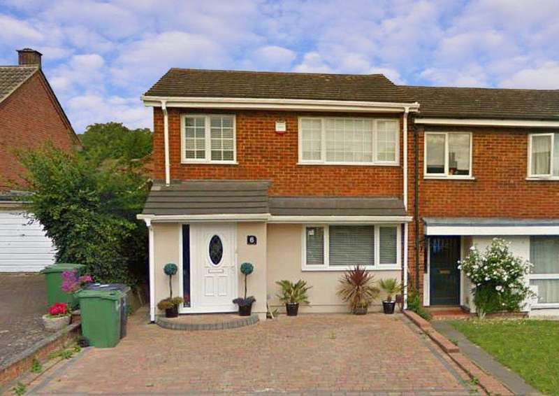 4 Bedrooms End Of Terrace House for sale in High Street, St Albans, AL2