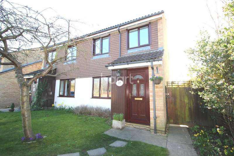 3 Bedrooms Semi Detached House for sale in Sable Close, Cambridge
