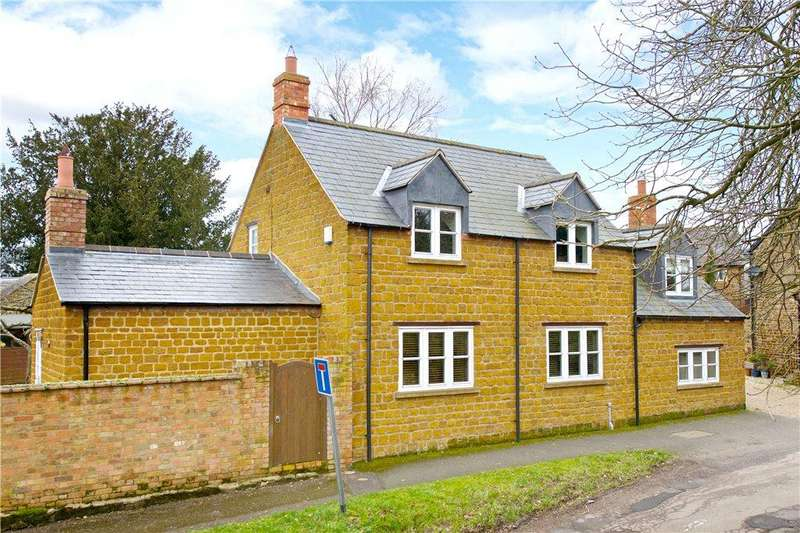 4 Bedrooms Detached House for sale in Collswell Lane, Blakesley, Towcester, Northamptonshire
