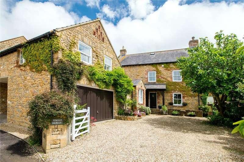 5 Bedrooms Detached House for sale in Railway Crossing, Bradpole, Bridport, Dorset, DT6