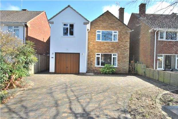 4 Bedrooms Detached House for sale in Leckhampton Road, CHELTENHAM, Gloucestershire, GL53 0BX