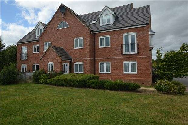 2 Bedrooms Flat for sale in Ashchurch, TEWKESBURY, Gloucestershire, GL20 8LG