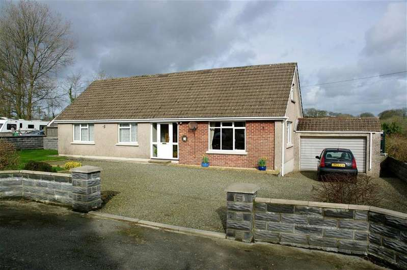5 Bedrooms Detached Bungalow for sale in Pill Road, Hook, Haverfordwest