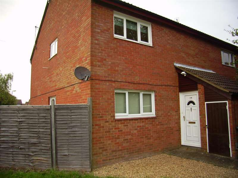 1 Bedroom Flat for sale in Fensome Drive, Houghton Regis