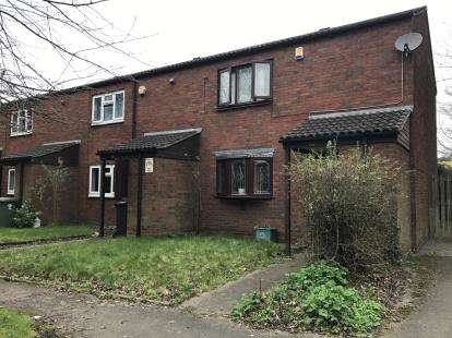 2 Bedrooms End Of Terrace House for sale in Upper Forster Street, Walsall, West Midlands