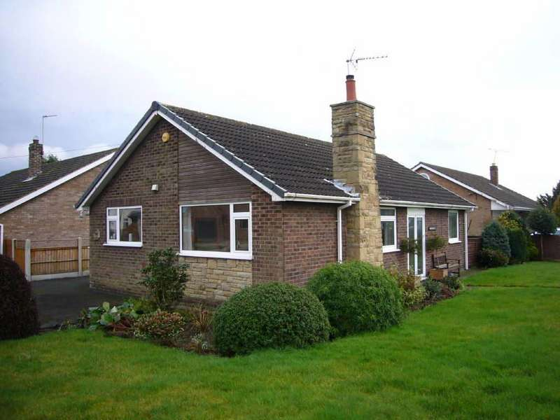 2 Bedrooms Detached Bungalow for sale in Camblesforth, Selby
