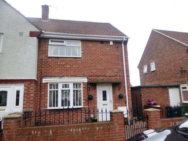 2 Bedrooms Semi Detached House for sale in RALEIGH ROAD, REDHOUSE, SUNDERLAND NORTH